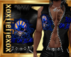 [L] FFDP Blue & B Vest M