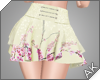~AK~ Sakura Skirt: Cream