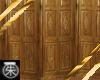 }T{ Oak room divider