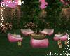 Garden paradise pillows