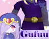 Toon Link Tunic Purple