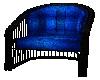 Blue Love Note Chair