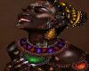Black Art NUBIAN JEWELED