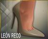 ♣ Beige Shoes