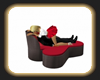 lovers chaise