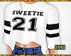 ! Jersey Sweetie 21