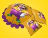 Wario Floor Cushions