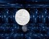 moon rotating