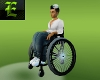 Lowrider Wheelchair