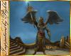 I~Olympus Warrior Statue