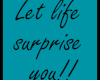 Life Surprise Support