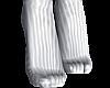B! white socks m