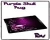 Bv Purple Skull Rug