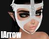 White Harness Mask
