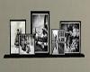 (T) Modern Shelf  Frames