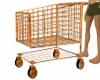 [KC]Orange Shopping Cart