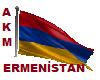 flag Ermenistan
