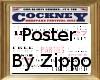 Cockney poster