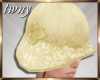 20s Flapper Hat Pearl