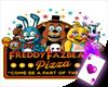 FNAF2 Chesse Pizza