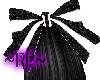 ~RP~ black stripes bow