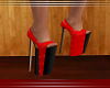 skyhigh PVC RED Heels
