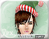 .xpx. Minty Elf Hat