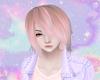 ゆき pink hair