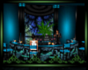 CE Teal Peacock Bar