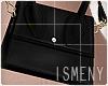 [Is] Mini Bag S - Black