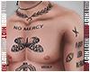 h. tattoos