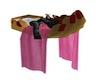 Pink Hand Lounge