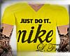 Just Do It V-Neck V1