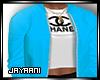 CoCo Jacket Blue