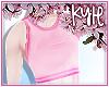 Pink Femboy Crop