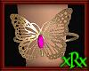 Butterfly Bracelet Pink