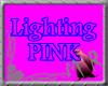 {MR} Pink Electric Lazer