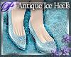~P~ Snow Queen -Heels