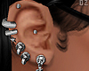 !D! K. Ear Piercings!
