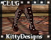 *KD CL/LG Steampunk boot