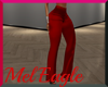 DarkRed Satin Pants
