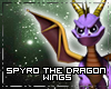 Spyro the Dragon Wings