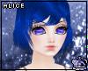 Glossy Blue Sonoe